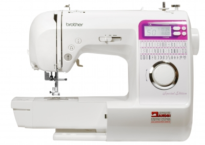 Naehmaschine brother NV 27 Freiarm